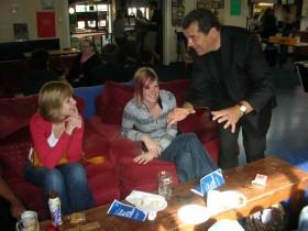 Party magicians Bristol