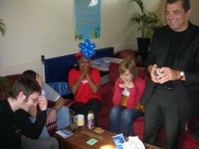 Magician in Wiltshire