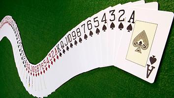card magic with Paul Praegar